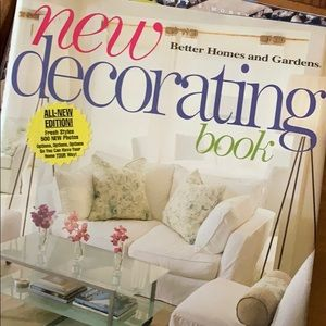 Home decorating book